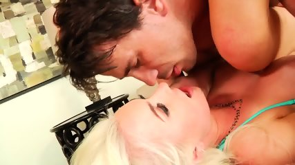 Horny Blonde Enjoys Crazy Sex - scene 12