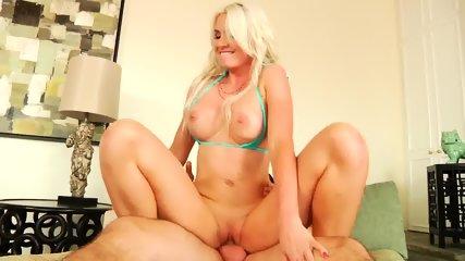 Horny Blonde Enjoys Crazy Sex - scene 7