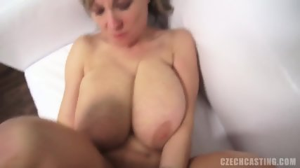 Amateur Mommy With Huge Boobs Takes Cock - scene 11