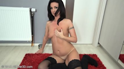 Sexy Stockings And Wet Pussy - scene 8