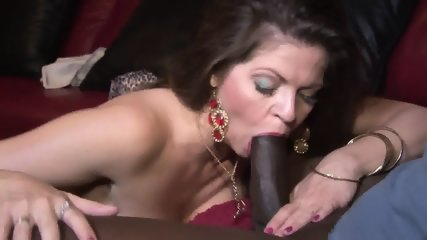 Housewife Takes Care Of Black Dick - scene 8