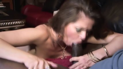 Housewife Takes Care Of Black Dick - scene 9