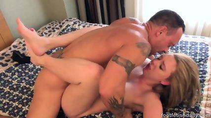Footjob And Hardcore Sex - scene 12