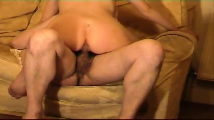 Tit slap, handjob, ride and cum on her breaqsts - scene 9