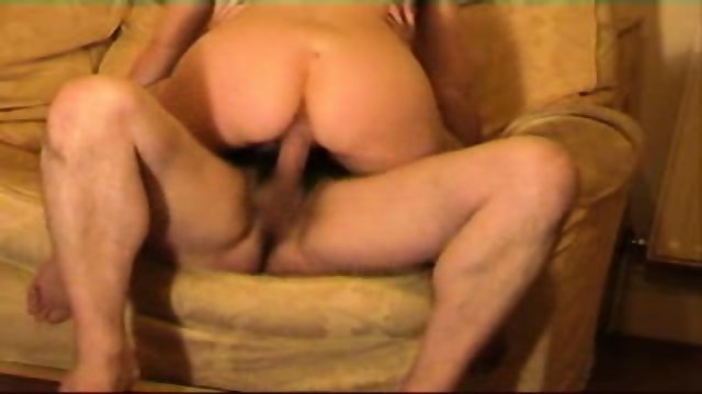 Tit slap, handjob, ride and cum on her breaqsts