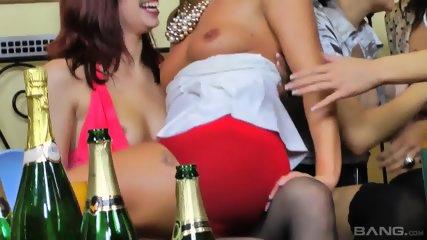 Drunk Girls Play Lesbian Games - scene 4