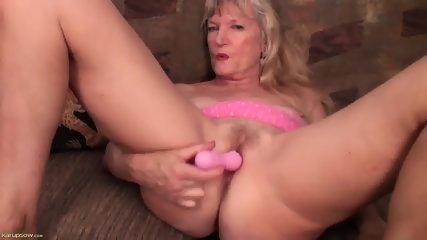Granny In Solo Action - scene 11