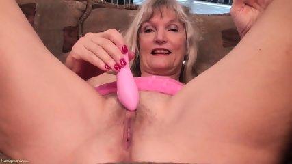 Granny In Solo Action - scene 5