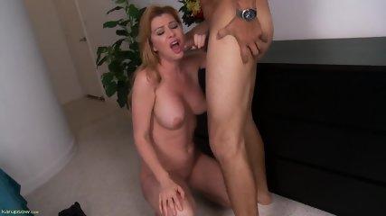 Nice Blowjob By Blonde Slut - scene 12