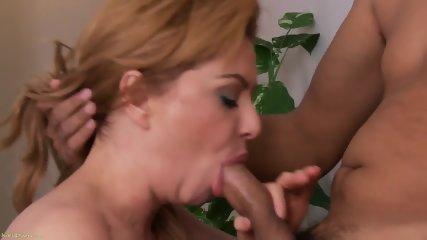 Nice Blowjob By Blonde Slut - scene 6