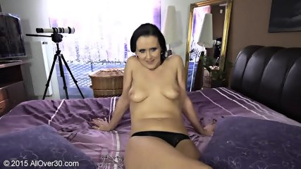Naughty Mommy Shows Tits And Cunt - scene 10