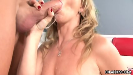 Blonde Housewife Is Ready For Hardcore Sex - scene 4
