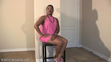 Mature Exotic Woman Shows Body - scene 1