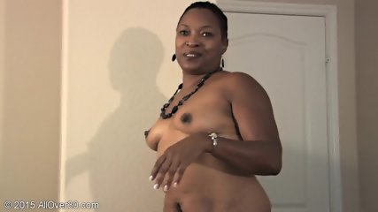 Mature Exotic Woman Shows Body - scene 5