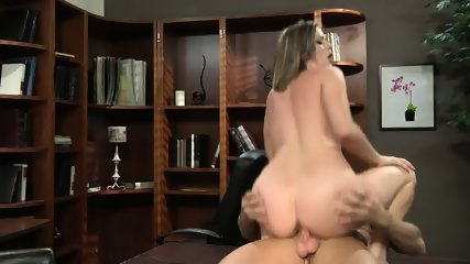 Business Meeting Turns Into Sex On Desk - scene 9