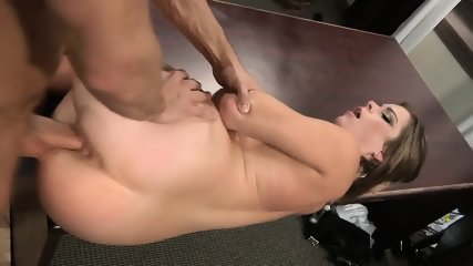 Business Meeting Turns Into Sex On Desk - scene 12