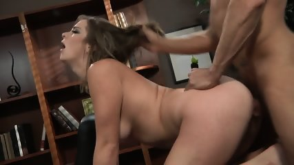Business Meeting Turns Into Sex On Desk - scene 7