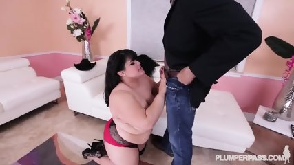 Fat Bitch Needs Fat Cock - scene 3