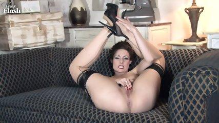 Порно с элегантной леди