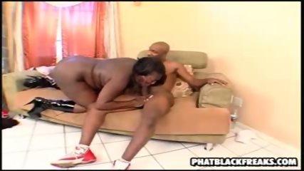 Nega black bbw fuck - scene 2