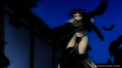 Hentai sex ninja - scene 3