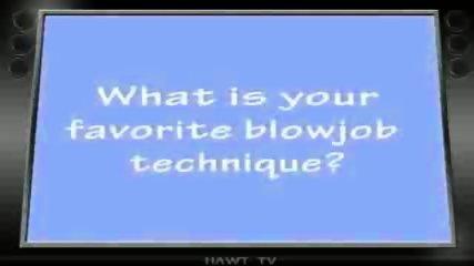 Blowjob tips - scene 1