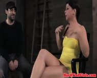 Ball Tied Skank Being Humiliated By Maledom