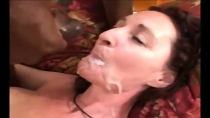 Milf Interracial Facials Compilation
