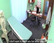 Doctor Fucks New Nurse In Fake Hospital