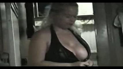 Large Boob Blonde Having Sex - scene 1