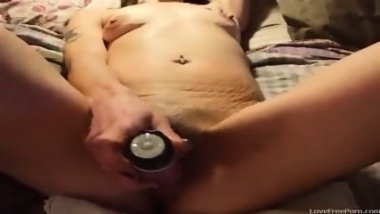 Super Milf And Her Big Toy
