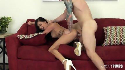 Marley Brinx Having Some Hot Sex Live - scene 12