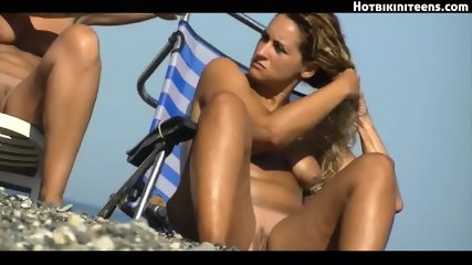 Nude Beach Milfs Voyeur Spy Hd Video Teaser - scene 3
