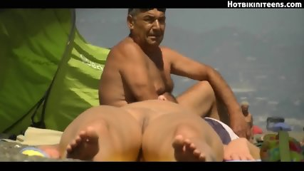 Nude Beach Milfs Voyeur Spy Hd Video Teaser - scene 5