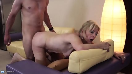 Mature Whore Fucked Hard - scene 9