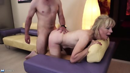 Mature Whore Fucked Hard - scene 10