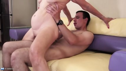 Mature Whore Fucked Hard - scene 12