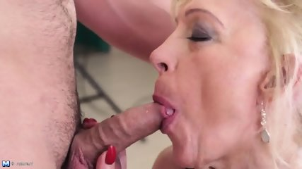 Mature Whore Fucked Hard - scene 4