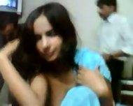 Busty mexican girl - scene 5