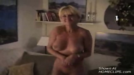 MILF stripping and dancing for the cam - scene 8