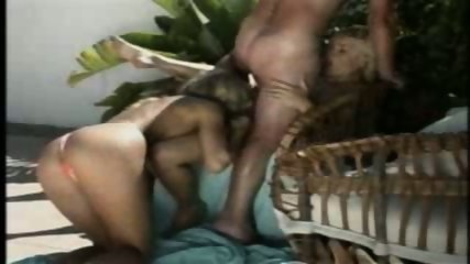 3some on Terrace - scene 2