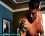 Cody Cummings Slow Strip And Tug