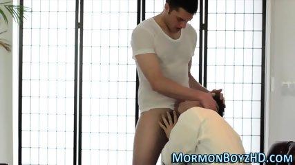 Mormon Screams Cumming