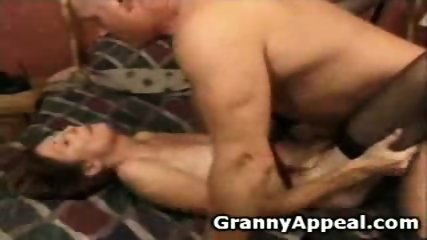Granny got a dick now - scene 11