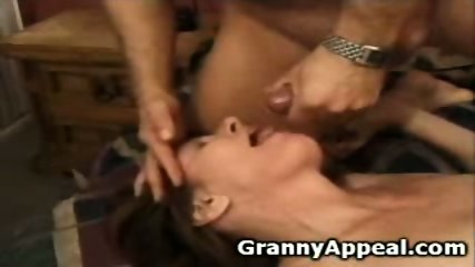 Granny got a dick now - scene 12