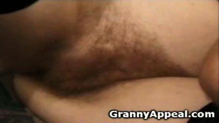 Granny got a dick now - scene 1
