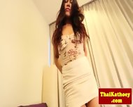 Modeling Ladyboy Teases With Tight Body