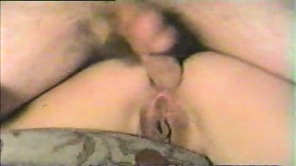 Balls slapping a pussy while doing anal! Funny! - scene 3