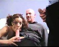 School Girl sucking Mr. Proper - scene 10