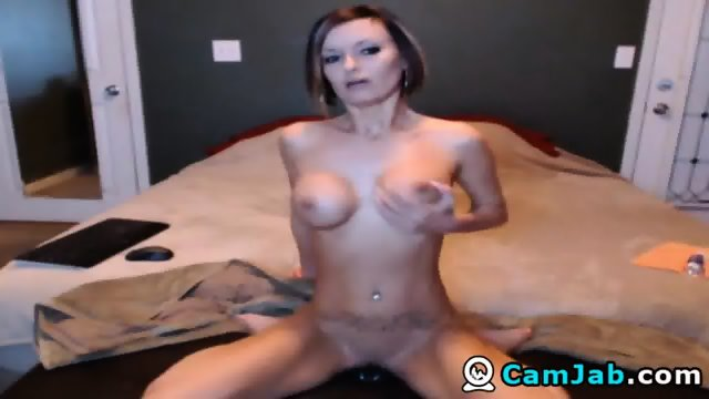 Sexy Babe With Big Boobs